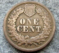 UNITED STATES 1864 ONE CENT, INDIAN HEAD