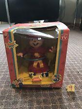 2004 Alvin the Chipmunk Hula Hoop Singing Doll NOS