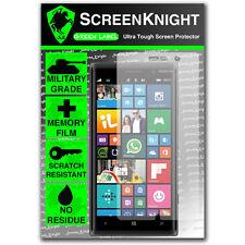 Screenknight Nokia Lumia 830 Front Screen Protector invisibile SCUDO MILITARE