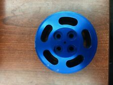 Mercury Racing 600SCi Blue Supercharger Pulley PN 8M0050951