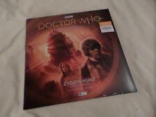 Doctor Who - Zygon Hunt Audio Drama LTD Orange Vinyl Album 2018 Record SEALED!