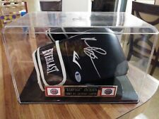 NEW AUTOGRAPH QUINTON RAMPAGE JACKSON SIGNED UFC MMA GLOVE BECKETT COA CHAMPION