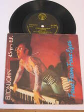 ELTON JOHN - Four From Four Eyes - EP 1977 UK 4-trk 7""