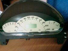 quadro strumenti MERCEDES BENZ CLASSE A anno 2002