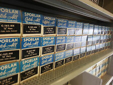 """LOT OF 40 Sporlan Catch-All filter drier C-162-HH 1/4"""" Flare"""