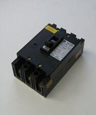 Toshiba No-Fuse Breaker, 30A, S30B, 600V, Used, WARRANTY