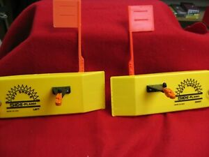 Off-shore Planer Boards 1 Righthand 1 Lefthand set