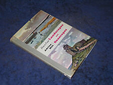 HOW TO PAINT LANDSCAPES & SEASCAPES Adrian Hill HB 1st 1964 Amateur art learning