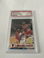 PSA 10, GEM Mint, 1993 Hoops #28 Michael Jordan 5th Anniversary