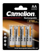 40 x Camelion Akku AA Mignon HR6 1,2V NiMH 2700mAh inkl. Aufbewahrungsbox