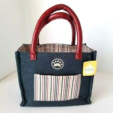 Boyds Bears FOB 02007-22 Retired Mint Tote Bag