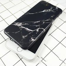 Granite Stone Marble Texture Pattern Soft Case cover for iphone 6 6s 7 8 Plus