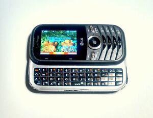 LG  LG-VN251S  Gray Cosmos 3 Verizon Slider Cellular Phone Super Fast Shipping