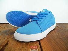 SUPRA KINDER SCHUHE NEU BLUE GR: US 1 EUR 32 SUPRA FOOTWEAR