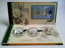 2014 2015 China Panda 1oz .999 Silver with quality display box & certificate