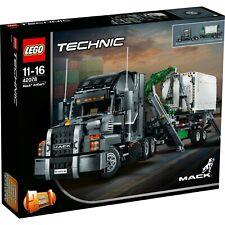 LEGO 42078 Technic Mack Anthem 2 Garbage In 1 Truck Model New & Retired