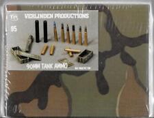 Verlinden 90mm  M-47, M-48 Pattom  Ammo in 1/35 95  ST