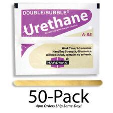 Hardman Double Bubble(04024)Urethane Purple/Beige A85 Flexible Wet/Cold-50-Pack