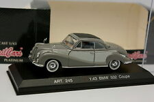 Detail Cars 1/43 - BMW 502 Coupe Gris