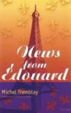 News from Édouard (Chronicles of the Plateau Mont Royal)-ExLibrary