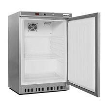 Husky 145 L Single Solid Door Undercounter S/Steel Commercial Refrigerator