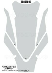 BMW S1000R 2021 Hockenheim Silver Motorcycle Tank Pad Protector Gel Protection