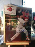 Alex Bregman Houston Astros signed autographed 8x10 photo With COA