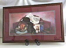 Dear To My Heart Glynda Turley Signed & Numbered Print Proof 318/3500 Framed COA