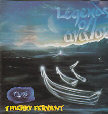 Thierry Fervant - Legends Of Avalon (CD 1988) Instrumental Pop from Switzerland!