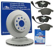 ATE Bremsenset vorne Bremsscheiben + Bremsbeläge VW PASSAT Variant