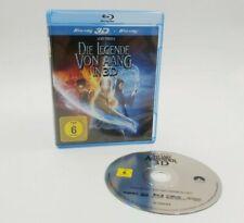 La leyenda de Aang en 3d   3d + 2d Blu-ray 2011   muy buen estado
