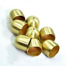 50 Pcs Hot selling collected making aeolian bells Tibetan brass bell accessories