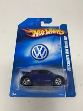 Hot Wheels Mexico Volkswagen New Beetle Cup  Blue