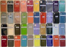 FUNDA DE SILICONA PARA APPLE iPhone 6/6s 7/8 7/8PLUS X/Xs XR XsMAX iPhone 11