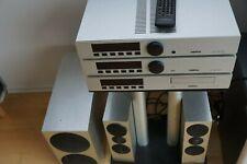 REVOX Stereo Anlage Elegance Boxen Amplifizi S22 25 26 CD Player Tuner Subwoofer