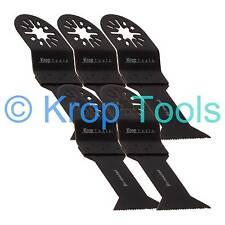 5 Multi Tool Blades Erbauer Makita Milwaukee 44mm Bi-Metal by KROP