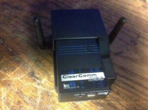 Kustom Signals Inc. ClearComm DSS CCDSS-BAS Transmitter