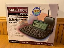 EarthLink MailStation 350 Cordless Email Without A Computer New Open box