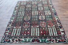 Traditional Vintage Wool Handmade Classic Oriental Area Rug Carpet 266 X 160 cm