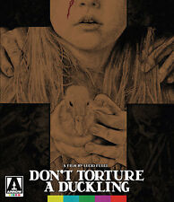 Lucio Fulci's Don't Torture A Duckling Limited Edition 2-Disc Combo Pack