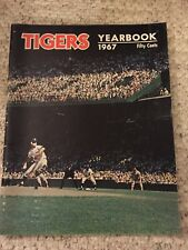 1967 Detroit Tigers Yearbook