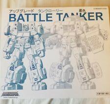 Maketoys transformers Battle Tanker