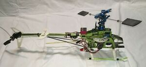 450 Helicopter project