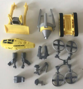 Thunderbirds are Go Pod Assembly Set Interactive Incomplete 10x Pieces (2015)