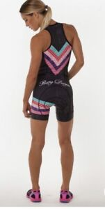 Betty Designs Woman's Triathlon Suit.