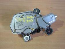 TOYOTA AVENSIS TS-S 2003 REAR WIPER MOTOR