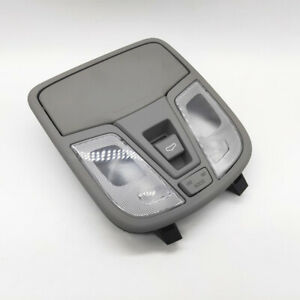 Overhead Console Reading Light Lamp Gray With Sunroof For Kia Optima K5 2011-15