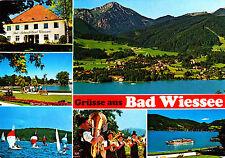 Bad Wiessee ; Ansichtskarte 1989 gel.