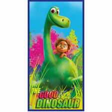 DISNEY serviette drap de bain plage THE GOOD DINOSAUR Arlo 70 x 140 cm NEUVE