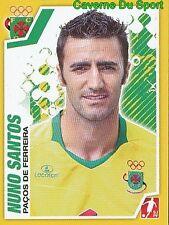 195 NUNO SANTOS PORTUGAL FC.PACOS FERREIRA STICKER FUTEBOL 2012 PANINI
